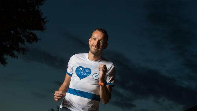 Erwin Knapper in tweede marathon onder 3 uur: 'Zo veel snelheid in benen, een machtig gevoel'