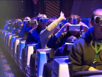 Bobbejaanland opent virtual reality achtbaan van 1 miljoen euro