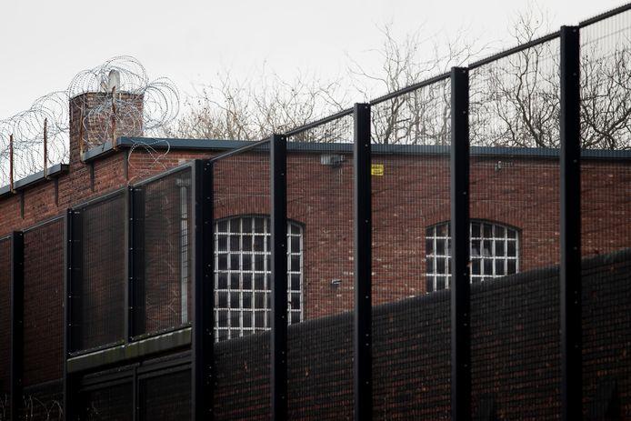 La prison de Merksplas, en province d'Anvers.