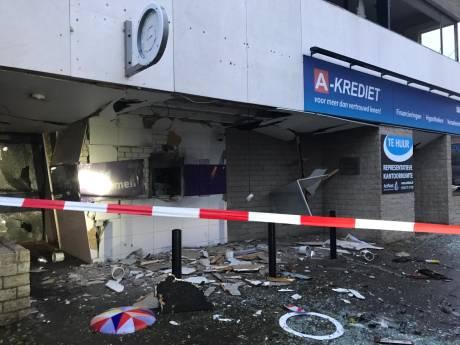 Bewoners geschokt na plofkraak in Ede: 'Mijn kop had eraf kunnen zijn'