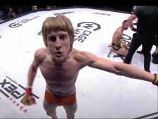 Paddy 'The Baddy' Pimblett boekt knock-outwinst tijdens UFC-debuut in Las Vegas