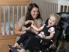 Goor komt in actie: er moet een bus voor meervoudig gehandicapte Linn (5) komen