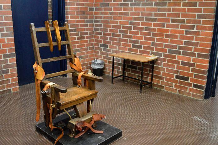 Elektrische stoel in South Carolina