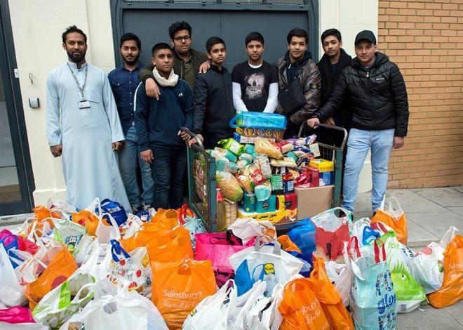 Facebook/ Muslim Aid