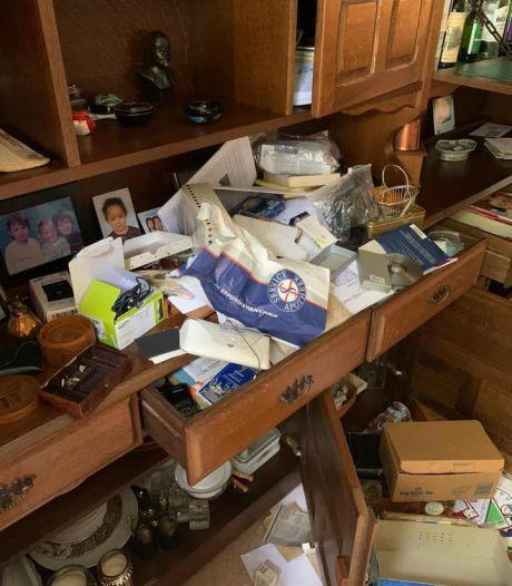 Terwijl zieke moeder is opgenomen, zorgen dieven voor ravage in Holtens huis: 'Te triest voor woorden'
