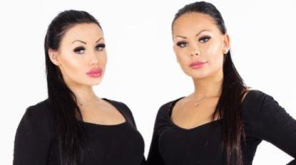 Zweedse hartsvriendinnen willen uiterlijk eeneiige tweeling worden