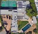 Het pand van DiCaprio in de Hollywood Hills