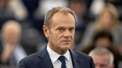 Europees president Tusk pleit voor uitstel brexit na nederlaag Johnson in Lagerhuis