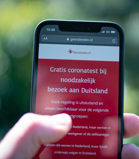 Naar Duitsland voor werk, school of zorg? Zo kun je in Eindhoven en Helmond een gratis grenstest halen