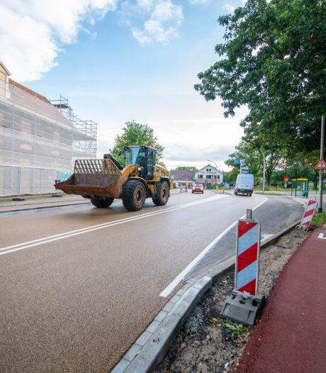 Rechter verbiedt wegwerk in Loenen, maar de provincie heeft klus al geklaard
