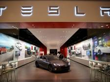 Vijf topmanagers stappen op bij Tesla