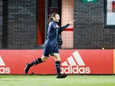 NEC heeft play-offs zo goed als binnen na historische zege bij Jong Ajax