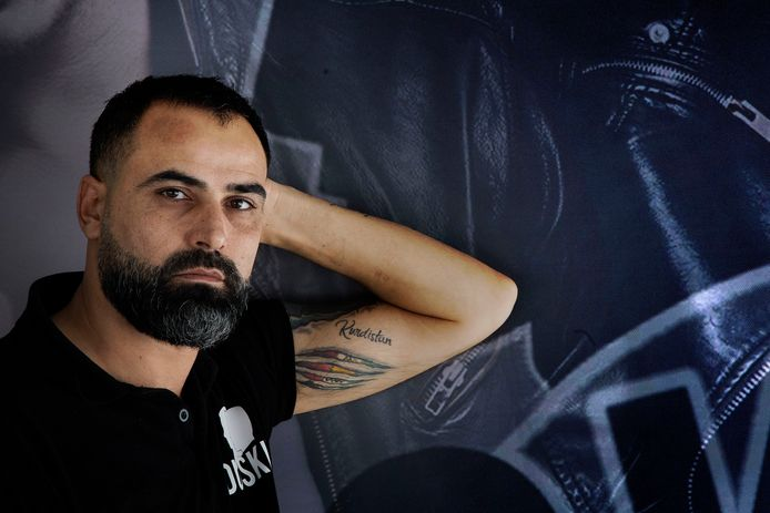 Koerdische kapper Duskie Ali