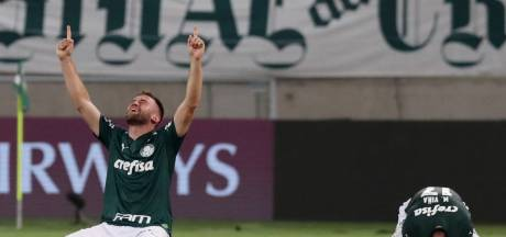 Palmeiras ondanks verlies wel naar finale Copa Libertadores