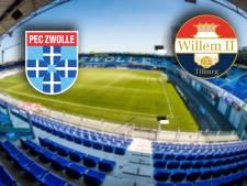 PEC drie dagen na remise in Waalwijk in actie tegen Willem II