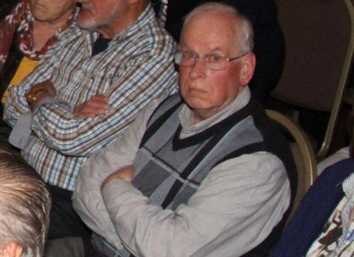 Jan Lucius, bij de viering van 50 jaar De Stuik in 2014.