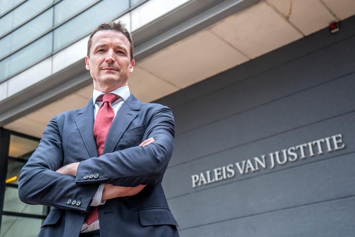 Michiel Zwinkels de nieuwe hoofdofficier van justitie in Den Haag