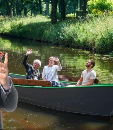 Een 'stukje waterbeleving' in Meierijstad: dobberen op riviertje de Aa