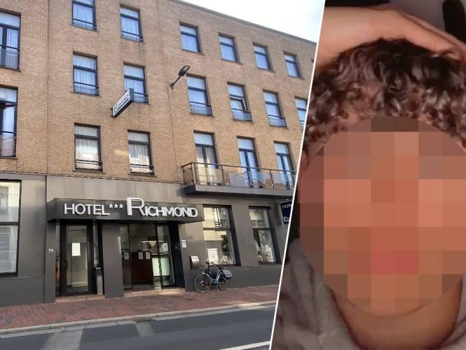 """In dit Blankenbergse hotel verbleef ontsnapte  moordverdachte (16): """"Hij liet zich inchecken door een meerderjarige"""""""