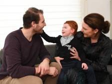 Ouders van gehandicapte Jens (3) uit Dongen hebben hectische week achter de rug: 'Donderdag gesprek met de wethouder'