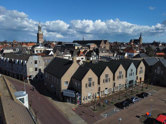 Voormalige Rabobank in Kampen.