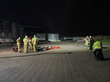 Brandweer voor tweede keer naar boer in Middelbeers om maïskuil te ontluchten