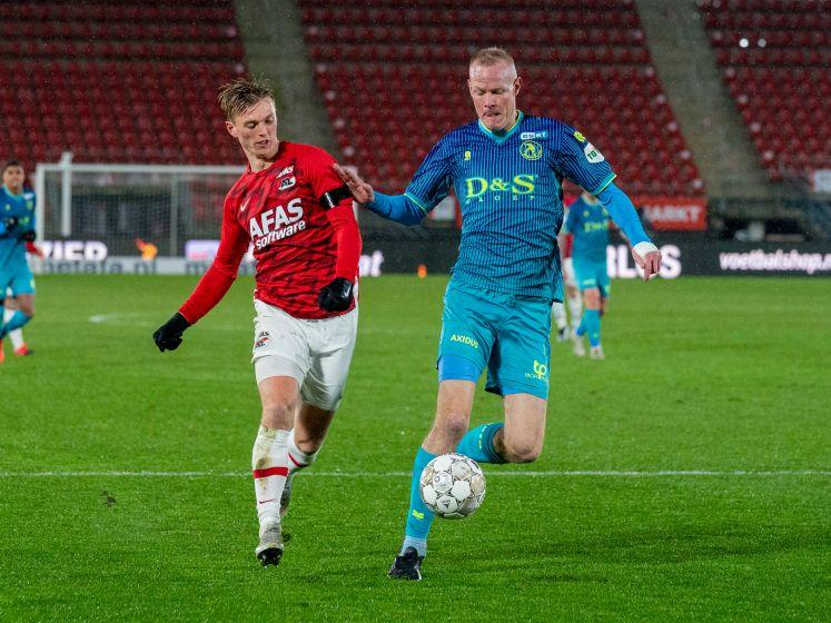 Samenvatting: AZ - Sparta Rotterdam