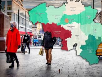 IN KAART. Besmettingen dalen weer in meeste provincies. Bekijk hier de situatie in uw regio