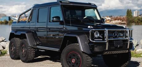 Youtuber koopt reusachtige auto van bijna een miljoen euro, alleen hij mag er niet in rijden