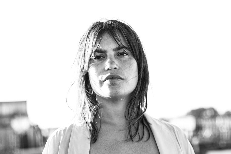Nadine Ridder, creatief strateeg en schrijver. Beeld