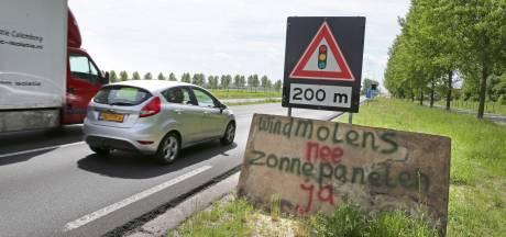Culemborg werkt mee aan tweede windmolenpark, ten zuiden van N320