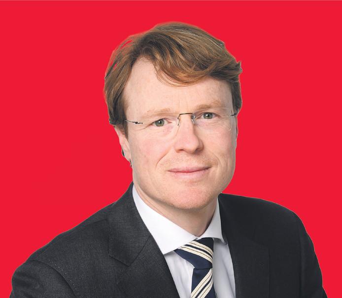 Jeroen Lokerse, ceo van vastgoedadviseur Cushman & Wakefield