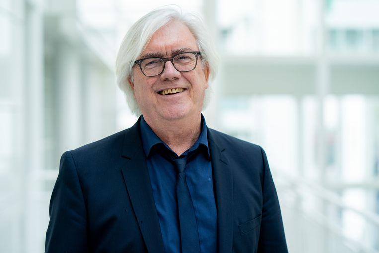 Bert van Alphen, wethouder sociale zaken, armoedebestrijding, maatschappelijke opvang in Den Haag. Beeld Martijn Beekman