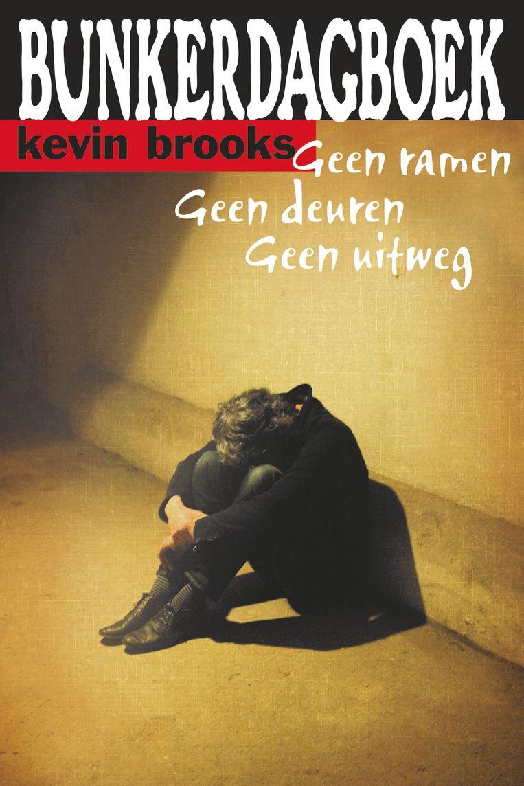 Bunkerdagboek, Kevin Brooks, De Harmonie, €17,50, 14+. Beeld