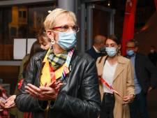 La ministre fédérale Karine Lalieux s'est déplacée à Charleroi