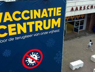Vaccinatiecentrum Aarschot blijft open in 'lightversie'