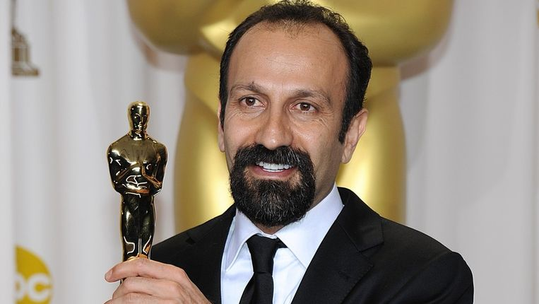 Regisseur Asghar Farhadi. Beeld PHOTO_NEWS