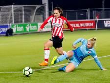 Voetbalsters PSV komen pas in actie als het kalf al bijna verdronken is<br><br>