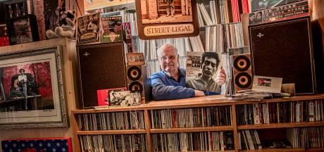 's Werelds meest complete Bob Dylan-verzameling ligt op een bovenverdieping in Eefde