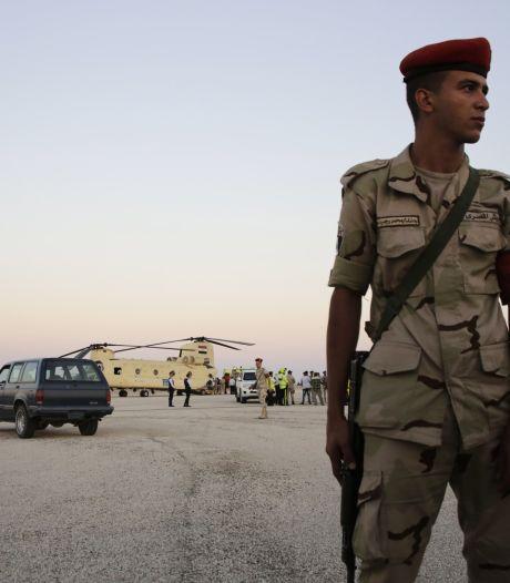 Russische onderzoekers komen aan in Egypte
