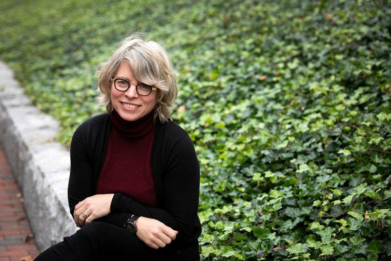 Jill Lepore is geschiedkundige aan Harvard University. Beeld Harvard University