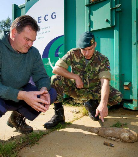 Enschede wil tegemoetkoming in kosten voor ontmantelen van bommen en granaten