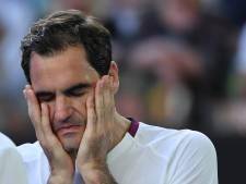 """Federer: """"Cette victoire, je ne la méritais pas"""""""