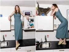 Thuis bij tv-diva Emma Wortelboer (24) in Amsterdam: 'Ook in Manderveen was ik al een beetje vreemd'