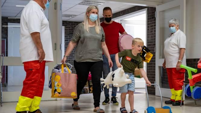 Hammenaar toont solidariteit en levert massa spullen voor getroffen inwoners in Luik