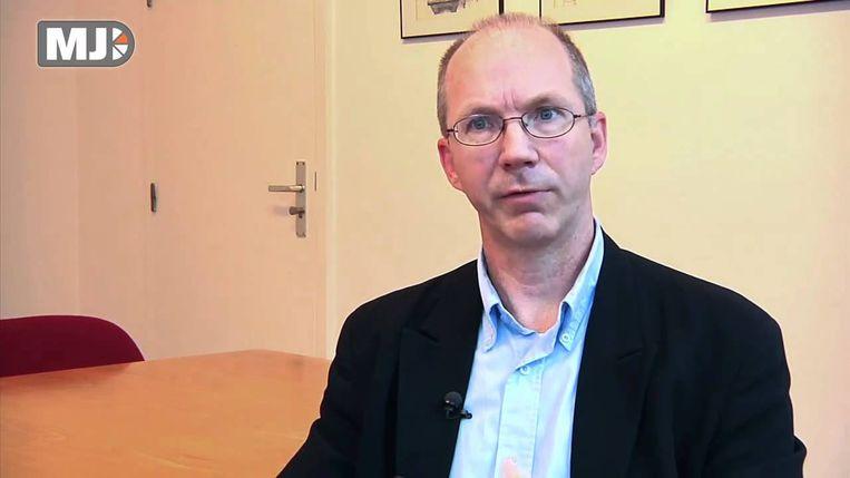 Harry van Dalen, hoogleraar macro-economie Universiteit Tilburg Beeld