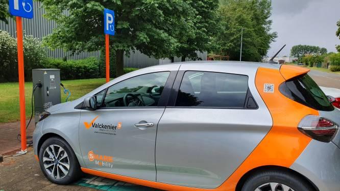 Deelwagens zijn het populairst in Denderleeuw (bij privégebruikers)