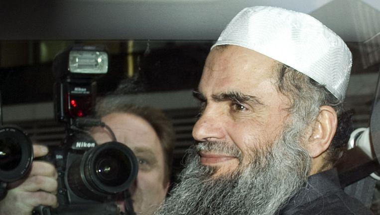Jordanië vermoedt dat Abu Qatada betrokken was in een terroristisch complot. Beeld BELGA