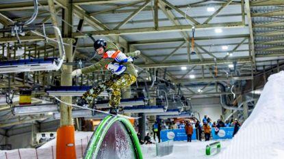 """Een nieuw snowboardseizoen, nieuwe hoogtes voor snowboardster Evy Poppe (15): """"Stilaan klaar voor Olympische jeugdwinterspelen van januari"""""""