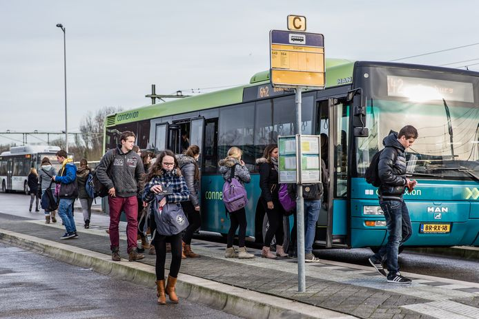 Met het Dal Vrij busabonnement kun je ook naar Zeeland reizen.